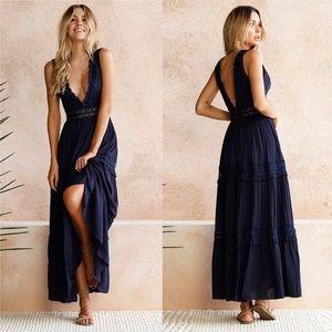 Dresses & Skirts - Gigi Lace Maxi Dress